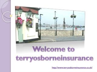 Welcome to terryosborneinsurance