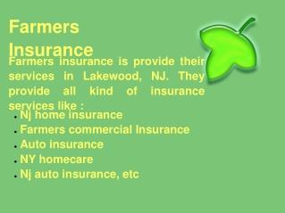 NJ Home Insurance