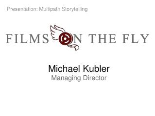 Michael Kubler Managing Director