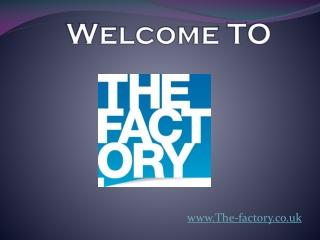 The-factory.co.uk - Marketing Agencies Leeds