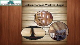 The Woodworkers Shoppe
