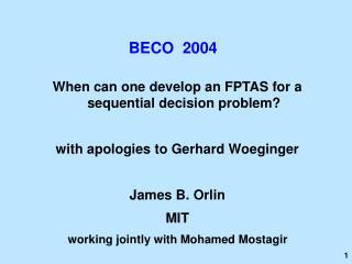 BECO  2004