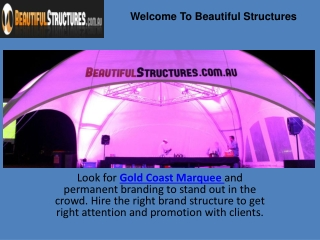 Welcome To Beautiful Structures