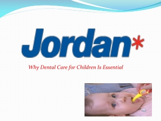 Why Dental Care for Children Is Essential