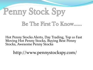 Best Penny Stock