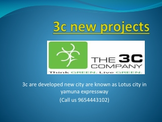3c new projects