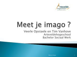 Meet je imago