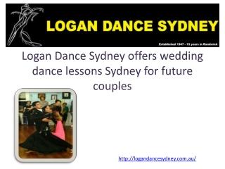 Ballroom Dancing Sydney