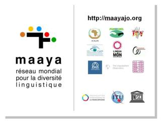 Pr sentation de Maaya Histoire Objectifs Activit s Ann e Internationale des Langues