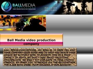 miami video production company