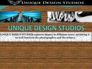 UNIQUE DESIGN STUDIOS