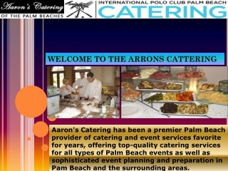 aarons-catering