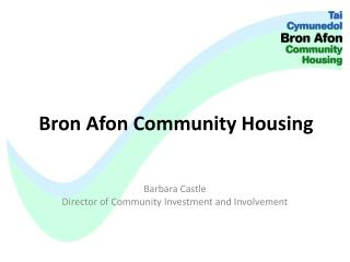 Bron Afon Community Housing