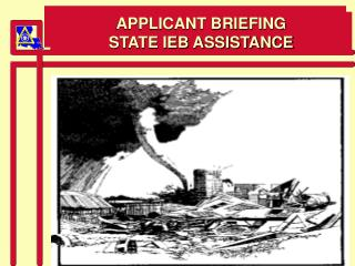 APPLICANT BRIEFING