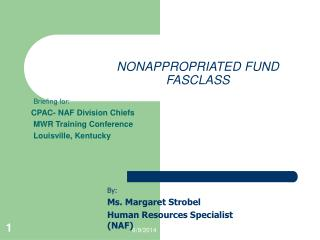 nonappropriated fund  fasclass