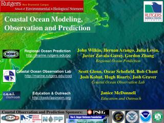 Coastal Ocean Observation Lab marine.rutgers