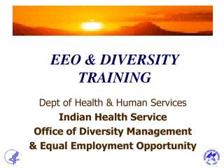 EEO  DIVERSITY TRAINING
