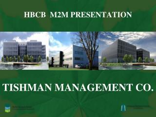 HBCB  M2M PRESENTATION