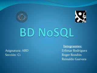 BD NoSQL