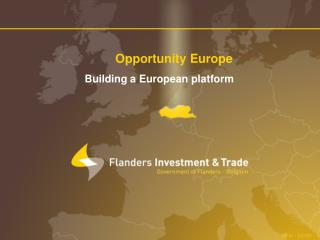Opportunity Europe
