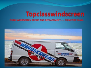 Windscreen Repairs and Replacement