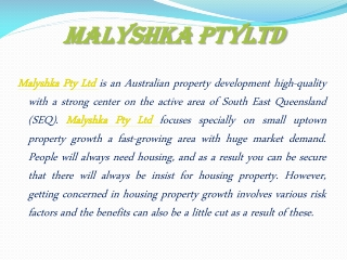 Know About Australia Best Real Estate Properties Development