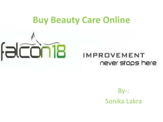 Buy beauty Care online in India