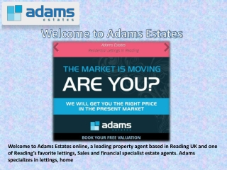 Commercial estate agents in reading