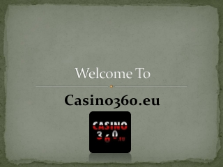 Free Spins casino360.eu