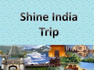 ShineIndiaTrip