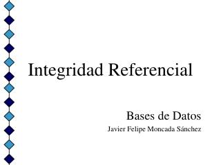 bases de datos unidad 2a