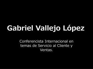Gabriel Vallejo L pez