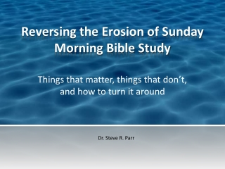servant evangelism
