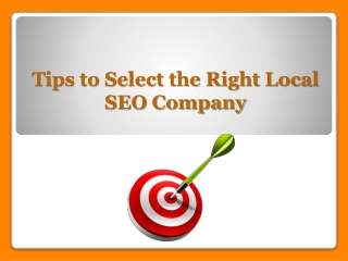 Tips to Find the Right Adelaide Local SEO Company