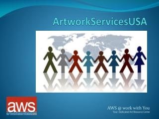 Vector Artwork Services - ArtworkServicesUSA