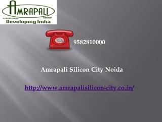 Amrapali Silicon City Sector 76 Noida
