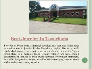 Engagement Rings Texarkana