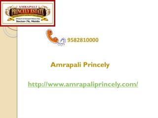 Amrapali Princely Noida