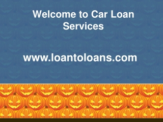 How to apply for car loan