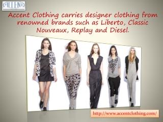 mens designer clothing