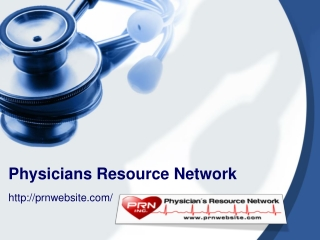 Physicians Resource Network