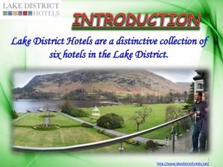 Lake District Wedding Venues
