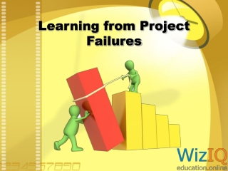 Learning From Project Failures