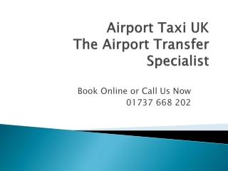 Gatwick-Taxi-Service