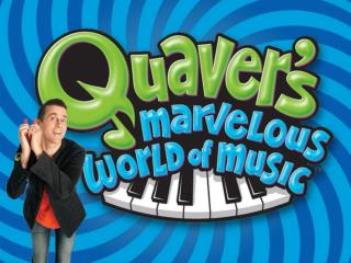 Quaver s Marvelous World of Music presents a world of discovery where learning music is seriously fun.