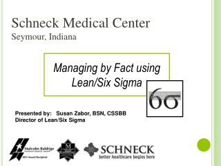 Schneck Medical Center Seymour, Indiana