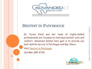 Total Dental Solution at Advance Dental Care