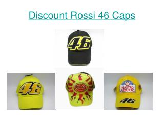 Discount Rossi 46 Caps