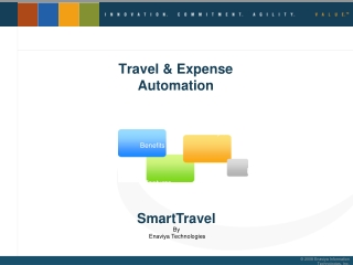 Enaviya offers best services for travel expense management