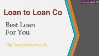 LoantoLoan Co